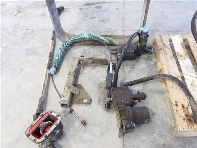 Semi Tractor Hydraulic Wet Kit Equipment Bigiron Auctions