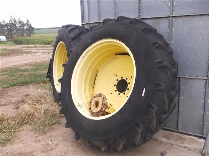 Duel Tractor Spindle : Bigiron