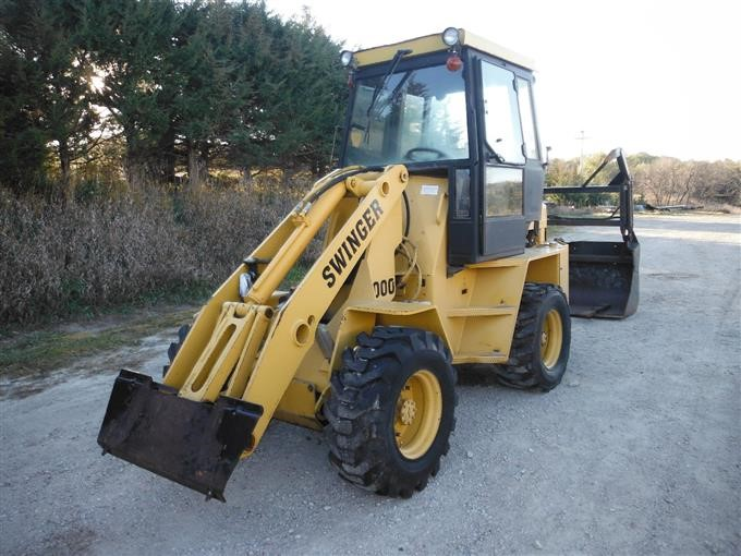 Swinger wheel loader Looking to buy a used swinger wheel loader, if you have one you want to sell call, Sisseton, SD