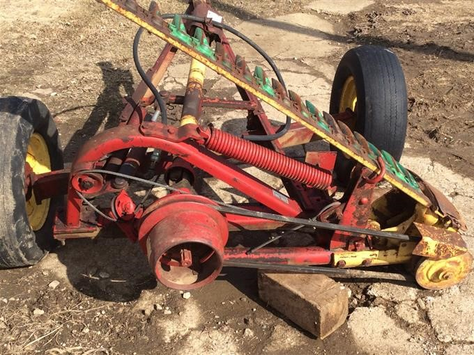 New Holland 456 Pull Type Sickle Mower Bigiron Auctions