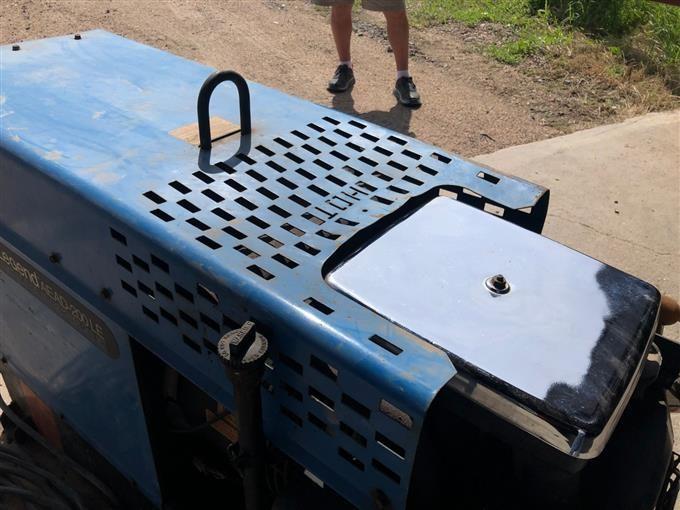 Miller Legend Aead 200le Constant Current Ac  Dc Portable