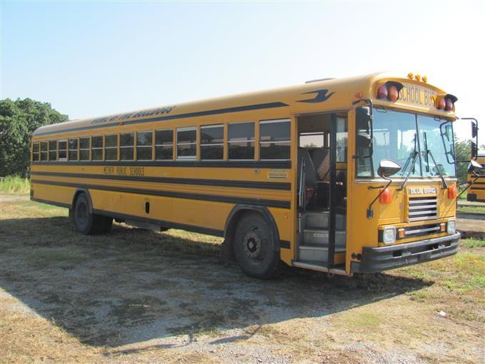 1994 Blue Bird TC2000 School Bus BigIron Auctions