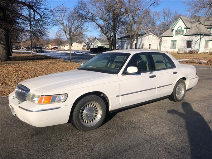 2001 mercury grand marquis ls 4 door sedan bigiron auctions 2001 mercury grand marquis ls 4 door