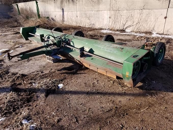 Balzer 1800 Flail Shredder BigIron Auctions