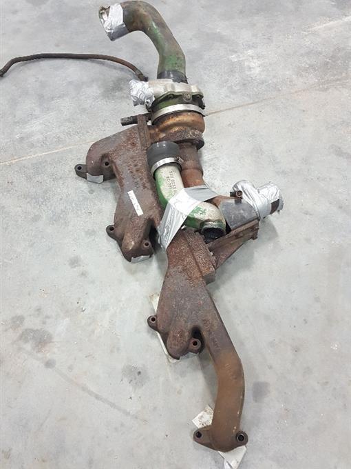 4020 John Deere >> John Deere 4020 M & W Turbo Kit BigIron Auctions