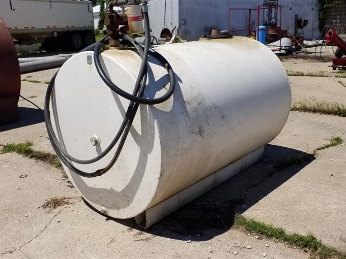 500 Gallon Fuel Tank >> Kay Tank 500 Gallon Fuel Barrel Bigiron Auctions