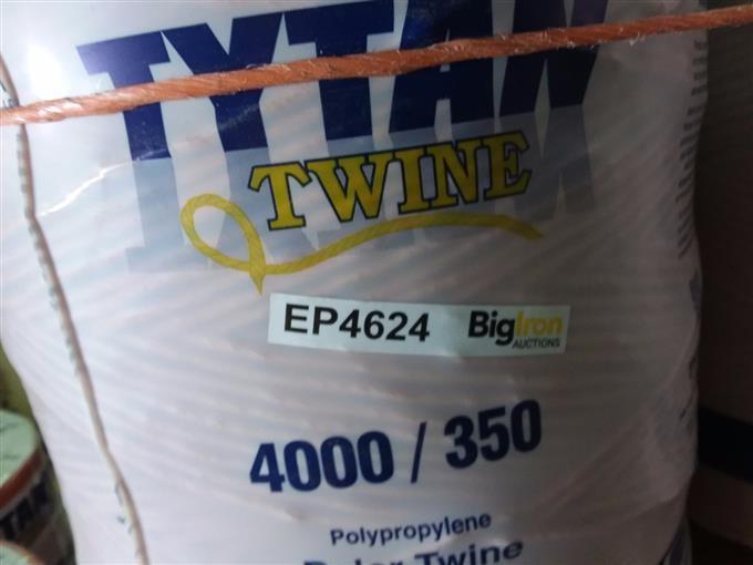 Tytan Twine Polypropylene Baler Twine BigIron Auctions