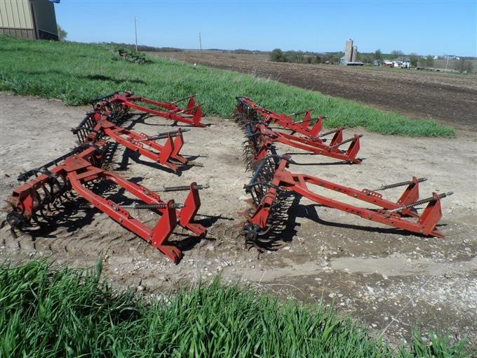 Rolling Basket Harrow : Sunflower rolling basket harrow bigiron auctions