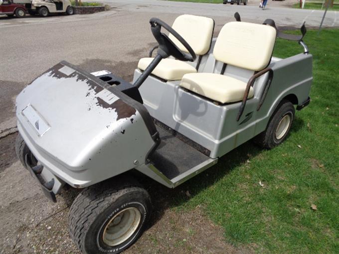 Par Car Golf Cart Batteries