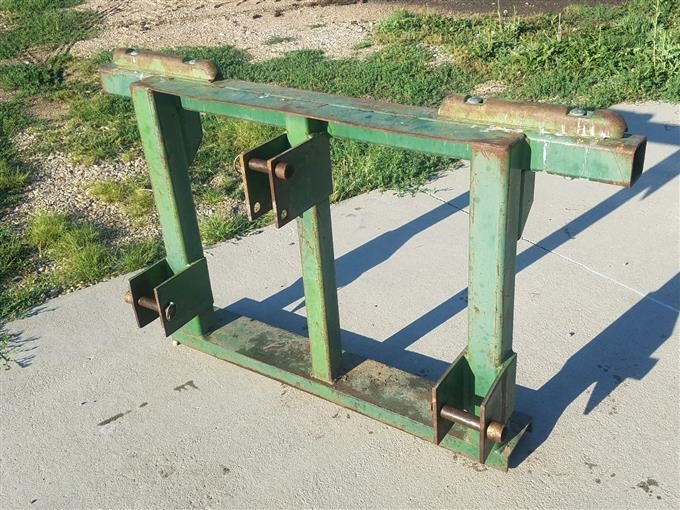 Heavy Duty 3 Point Combine Head Mover BigIron Auctions
