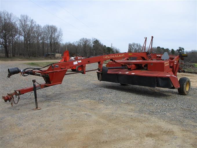 New Holland 1431 Discbine Mower BigIron Auctions