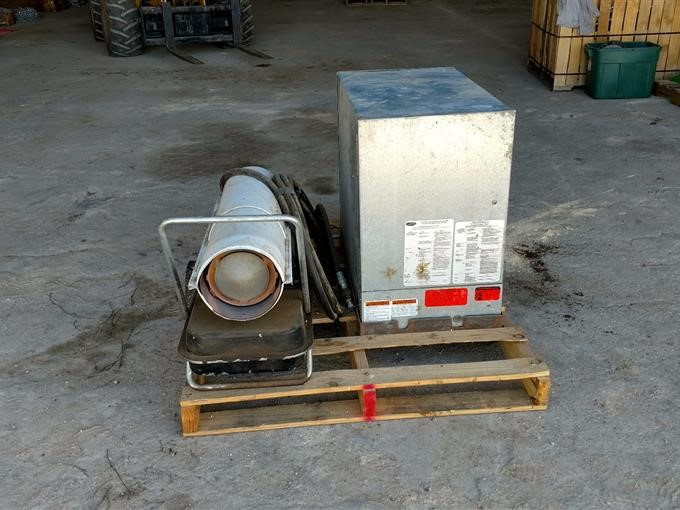LB White/Reddy Heaters BigIron Auctions