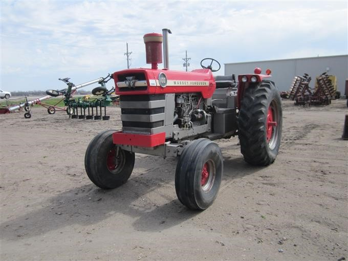 1968 Massey Ferguson 1100 2WD Tractor BigIron Auctions