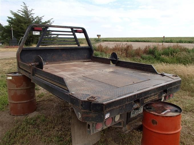 Cannonball Bale Bed Bigiron Auctions