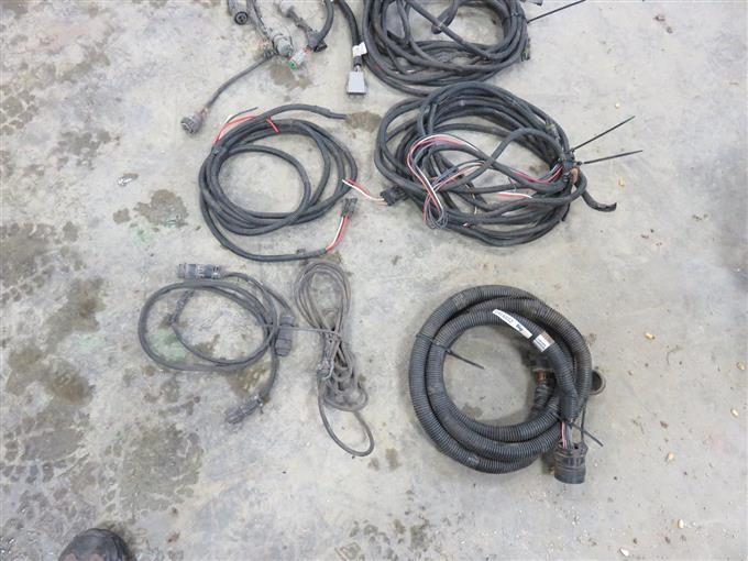 John Deere Wiring Harnesses & Connectors BigIron Auctions on