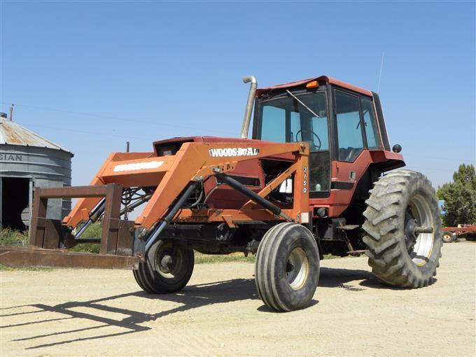 International 5088 2WD Tractor W/Loader BigIron Auctions
