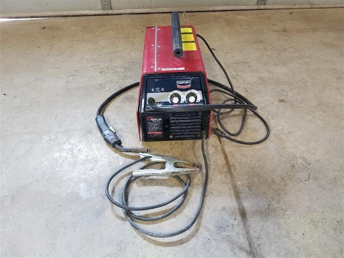 Century 125GL Wire Feed Welder BigIron Auctions