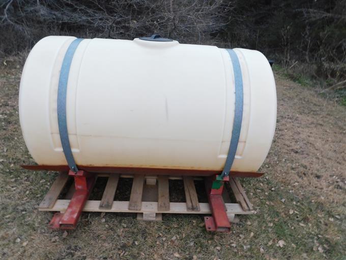 400 Gallon Tank & Saddle BigIron Auctions