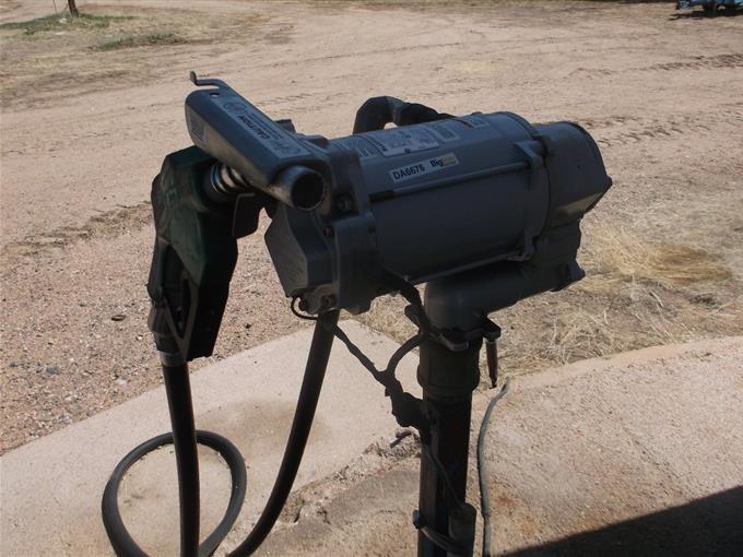 Gpi M-3130 Electric Fuel Pump BigIron Auctions