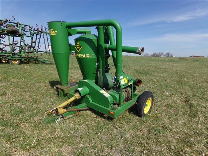 Thor Conveyair Grain-Vac BigIron Auctions