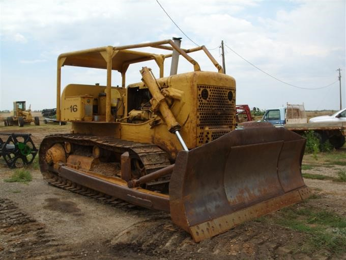 1963 Allis Chalmers HD16 Dozer BigIron Auctions