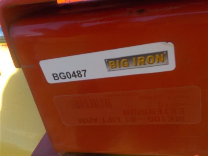 2011 Westfield MK 100 X 81 Auger BigIron Auctions