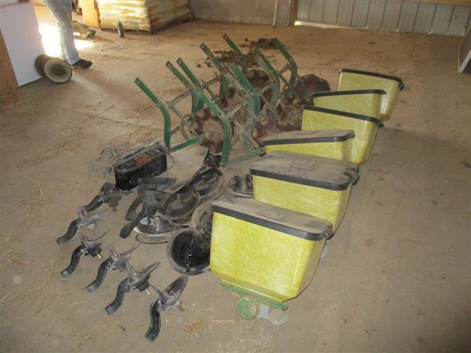 John Deere 7000 Planter Parts Bigiron Auctions