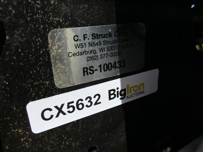 2014 Struck Magnatrac RS1000 Mini-Dozer BigIron Auctions