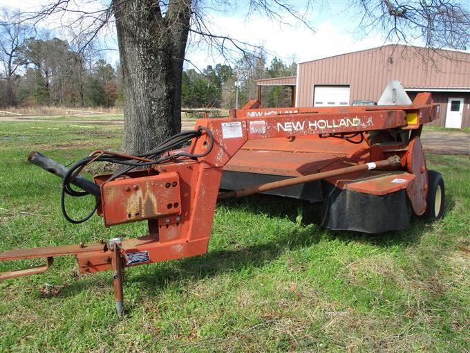 New Holland 411 Discbine BigIron Auctions