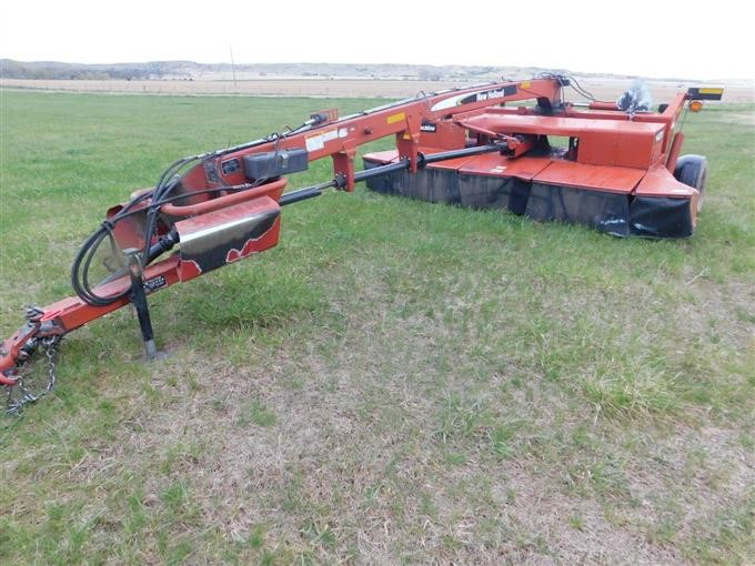 New Holland Discbine 1431 Swing Tongue Disc Mower BigIron Auctions