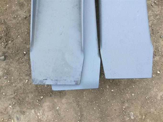 Heavy Duty Fork Lift Extensions : Bigiron