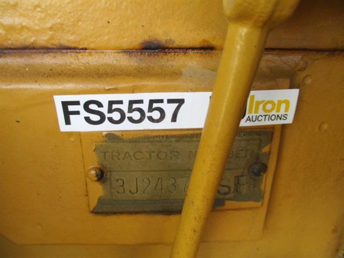 Caterpillar D2 Crawler Tractor BigIron Auctions