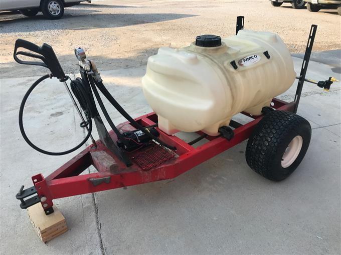 Fimco Pull-Behind 60 Gallon Sprayer BigIron Auctions