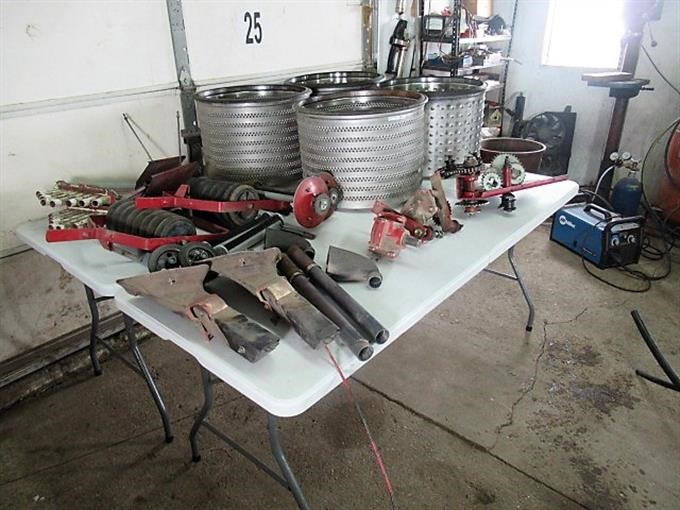 Case IH Early Riser Monitor & Cyclo Air Planter Parts ... Ih Planter Wiring Harness on
