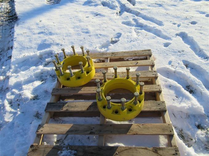 Unverferth Wheel Spacers : Bigiron
