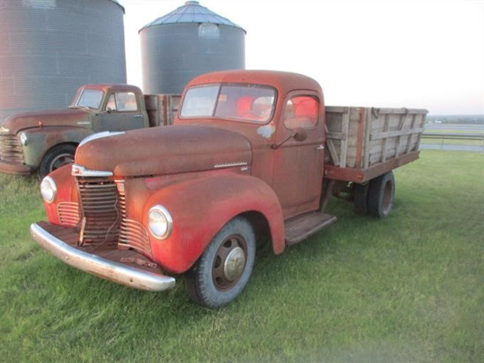 1949 International K-B3 Truck BigIron Auctions