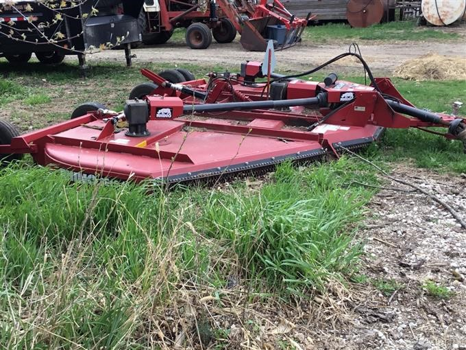 Rhino SE415A Brush Mower BigIron Auctions