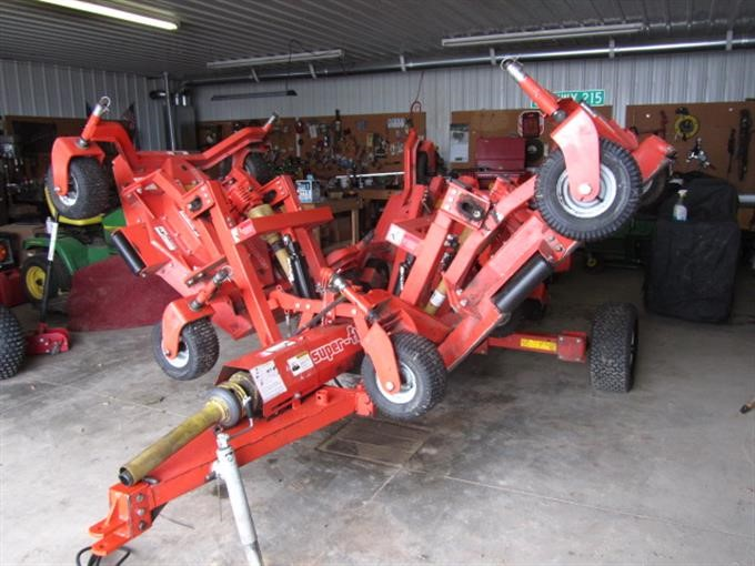 2009 Befco 17-412-SEL Cyclone Rotary Finishing Mower BigIron