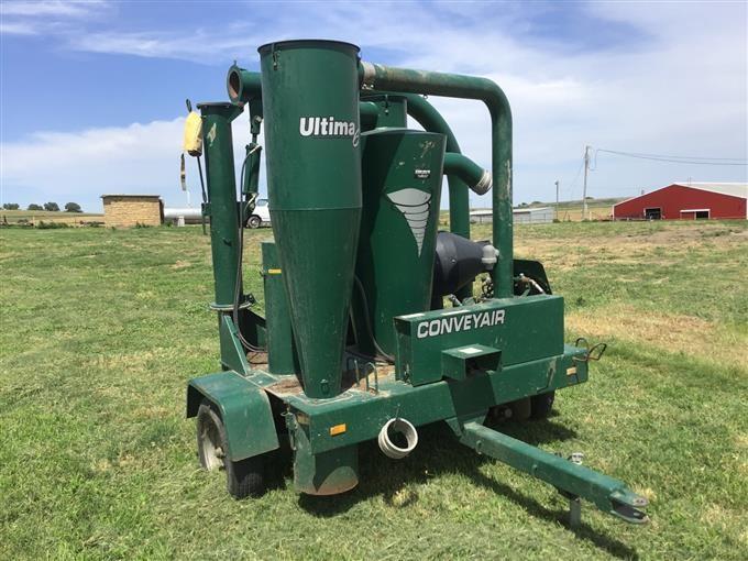 Thor Conveyair Ultima 6 Grain Vac **Non-Operational At Time