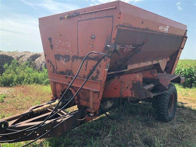 Butler Ensil 280 Feeder Mixer Wagon BigIron Auctions