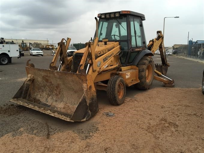 2001 Case 580 Super L Backhoe BigIron Auctions