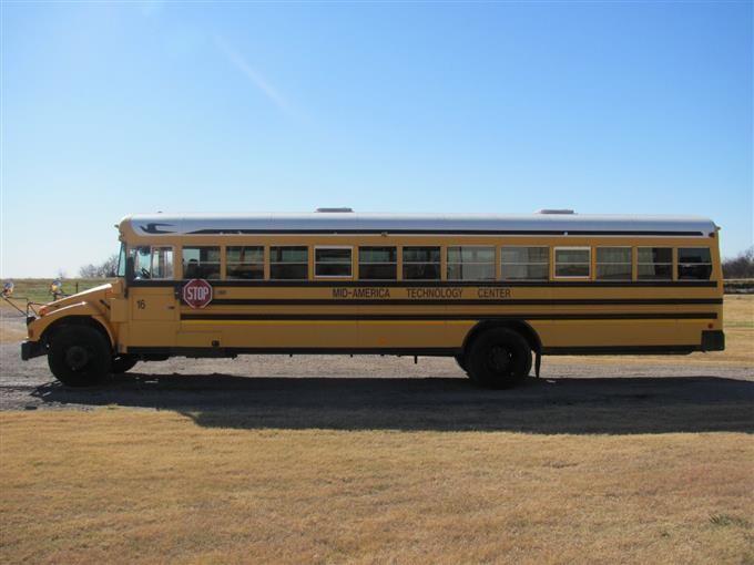 2005 Bluebird School Bus Bigiron Auctions