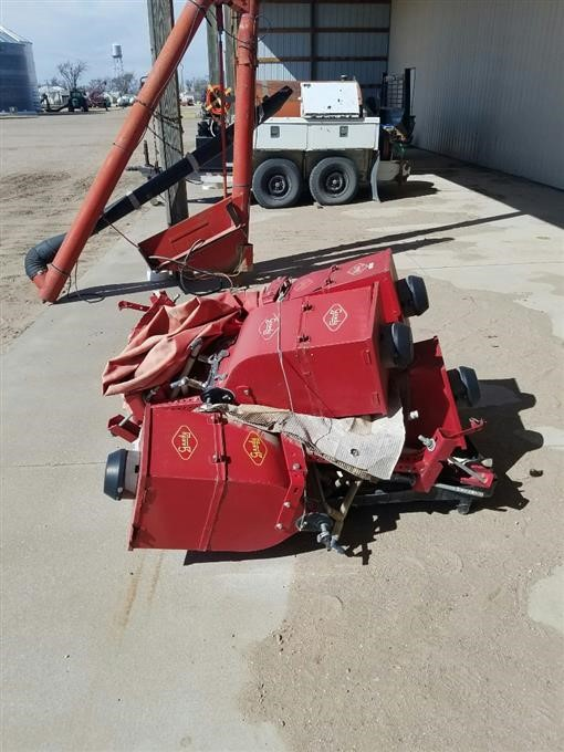Gandy Insecticide Seed Fertilizer Applicator Boxes Bigiron