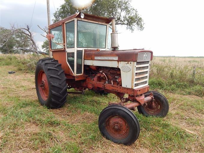 Farmall 560 Rear Wheels : Bigiron