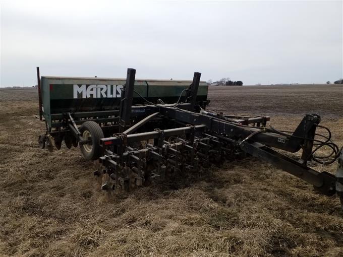 Marliss 15 7 5 1213 No Till Drill BigIron Auctions