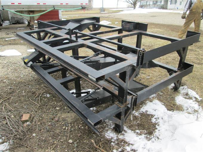 2000 Bulk Seed Systems 219 Seed Vac Bulk Seed Conveyor
