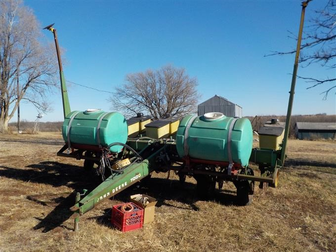 John Deere 7000 No Till Planter Bigiron Auctions