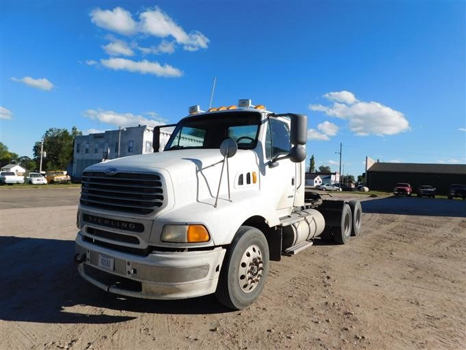 2001 Sterling AT9500 T/A Truck Tractor BigIron Auctions