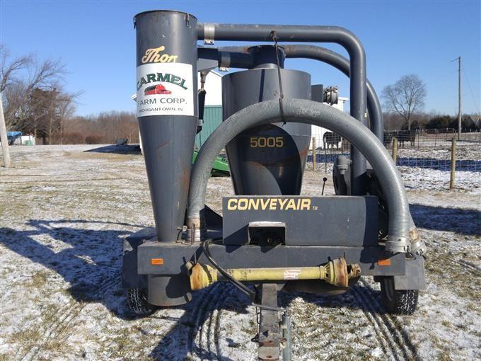 Conveyair 5005 Grain Vacuum BigIron Auctions