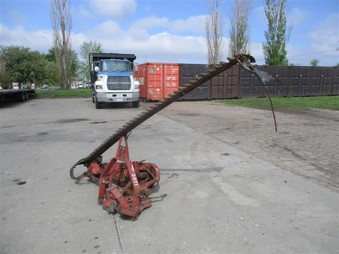 International 1300 Sickle Bar Mower BigIron Auctions